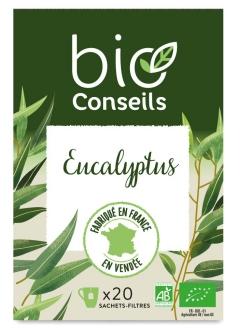 Infusion Eucalyptus Bio