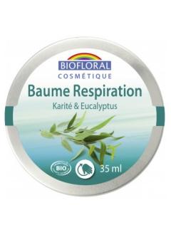 Baume respiration à l'eucalyptus bio