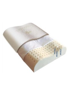 oreiller cervical latex 60 x 40 de la marque biorelax. Black Bedroom Furniture Sets. Home Design Ideas