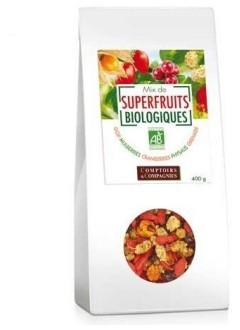 Mix de superfruits Bio - 400 g