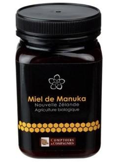 Miel de manuka bio de la marque comptoirs cie - Miel de manuka comptoir et compagnie ...