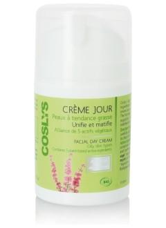Crème de jour - Peaux à tendance grasse