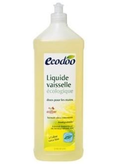 liquide vaisselle main anti bact rien 1 litre de la marque ecodoo. Black Bedroom Furniture Sets. Home Design Ideas