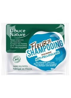 Fleur de shampoing bio cheveux anti-pelliculaire
