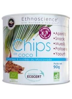 Chips de coco bio