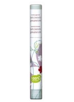Encens végétal français patchouli géranium