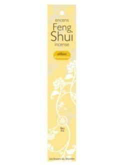 Encens Feng Shui Feu oliban
