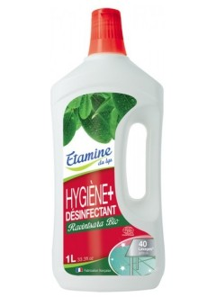 Hygiène + désinfectant