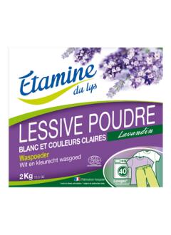 Lessive poudre Comp'active 2 Kg