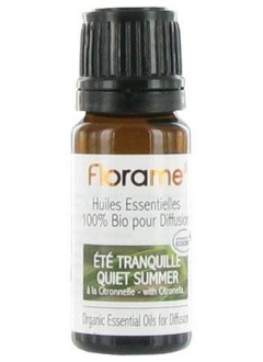 Composition Eté tranquille - 10 ml
