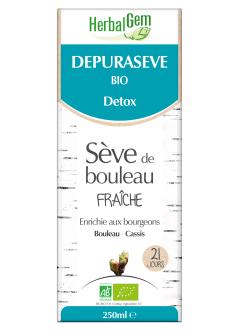 Dépurasève Bio (sève de bouleau)