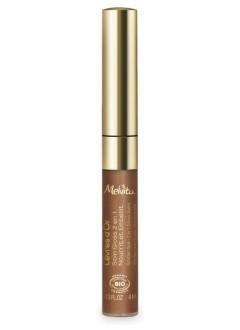 Gloss à lèvres or 2 en 1