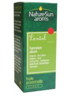 Huile essentielle santal de la marque naturesun aroms - Huile essentielle desinfectant linge ...