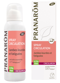 Spray circulation