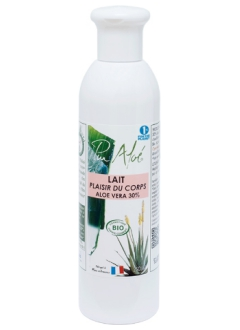 Lait corporel hydratant Bio