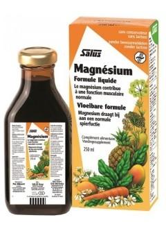 Magnésium Formule liquide