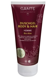 Shampooing Gel douche - Homme