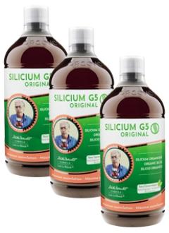 Silicium G5 Original - Lot de 3 Litres