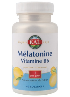 Mélatonile + Vitamine B6