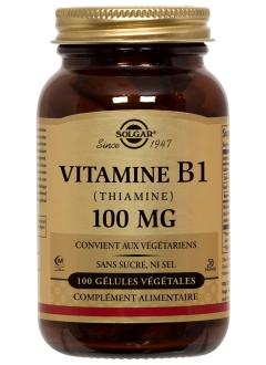 Vitamine B1 (Thiamine) - 100 mg