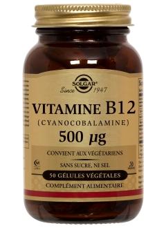Vitamine B12 (cyanocobalamine) 0,5 mg