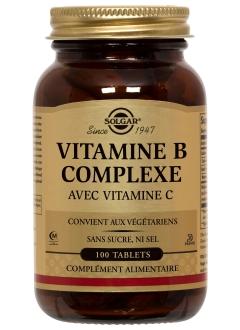 B Complex + Vitamine C