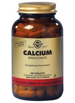 Bisglycinate calcium