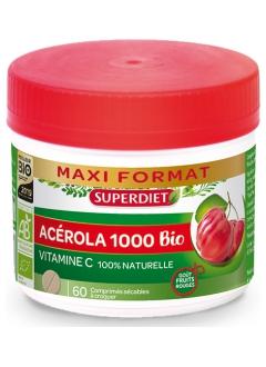 Acérola 1000 Bio maxi