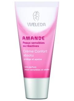 Crème confort absolu - Amande